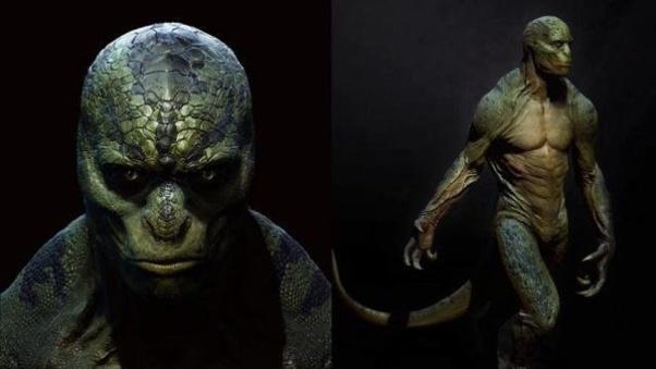 Imagen de reptilianos