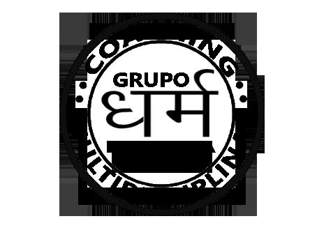 Logo de grupo dharma 2.0